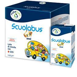 SCUOLABUS POLVERE LATTE CRESCITA 1-3 ANNI 1400 G - Farmacia della salute 360
