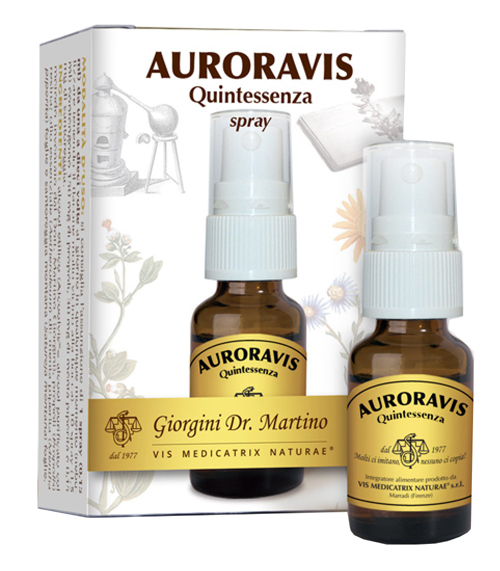 AURORAVIS QUINTESSENZA SPRAY 15 ML - DrStebe