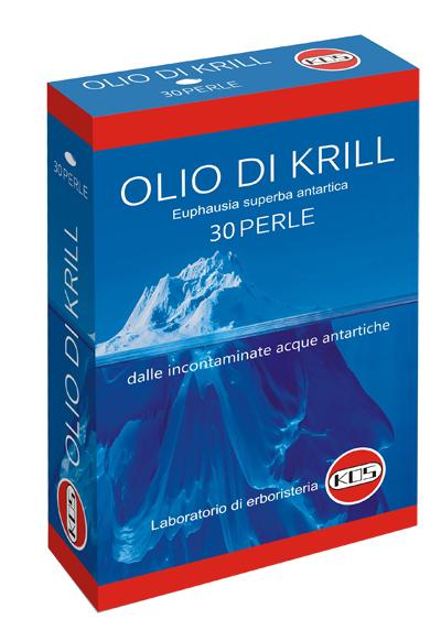 KRILL OLIO 30 PERLE - Farmastop