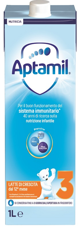 APTAMIL 3 LATTE CRESCITA 1000 ML - Farmacia Bartoli