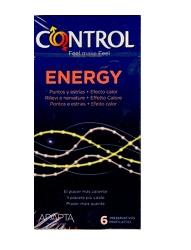 PROFILATTICO CONTROL ENERGY 6 PEZZI -