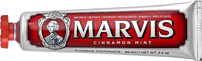 DENTIFRICI MARVIS CINNAMON MINT 25 ML - keintegratore.com