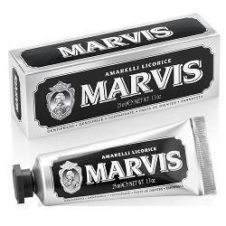 DENTIFRICIO MARVIS LICORICE MINT 25 ML - Farmaseller