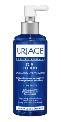 URIAGE D.S. HAIR LOZIONE SPRAY PER CUOIO CAPELLUTO ANTIFORFORA 100 ML - Spacefarma.it
