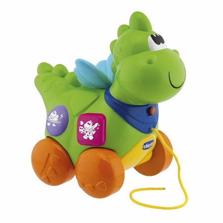CHICCO GIOCO TALKING DRAGON ITALIANO - Farmia.it