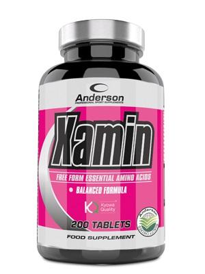 XAMIN 200 COMPRESSE - Farmacia Massaro