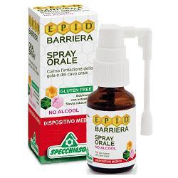 EPID BARRIERA SPRAY ORALE NO ALCOOL 15ML - Farmaseller