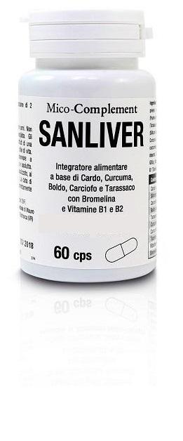 SANLIVER 60CPS FREELAND prezzi bassi