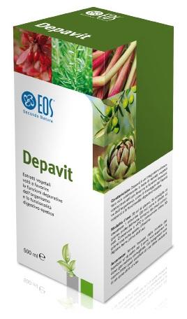 EOS DEPAVIT 500 ML - Farmacia Castel del Monte
