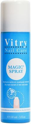 ASCIUGASMALTO RAPIDO MAGIC SPRAY 150 ML - Farmajoy
