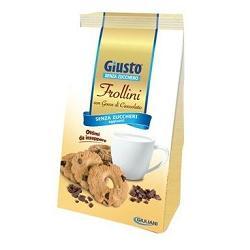 FROLLINI GOCCE CIOCCOLATO SENZA ZUCCHERO 350 G - Farmafirst.it