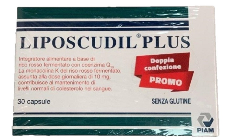 LIPOSCUDIL PLUS 30 CAPSULE - Farmafamily.it