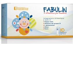 FABULIN 10 FLACONCINI 10 ML - Farmaseller