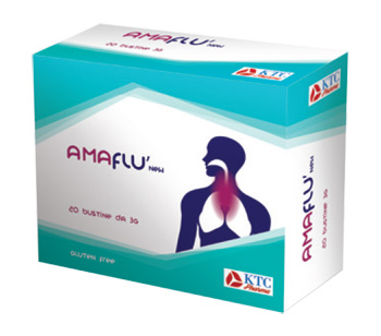 AMAFLU' 20 BUSTINE - Farmacia Bisbano