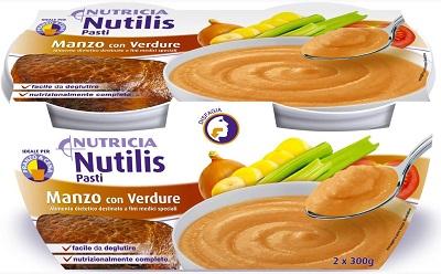 NUTILIS PASTI MANZO CON VERDURE 2 X 300 G - Farmapage.it