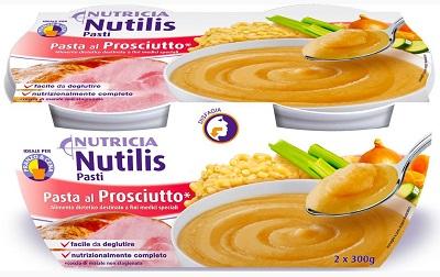 NUTILIS PASTI PASTA AL PROSCIUTTO 2 X 300 G - Farmaunclick.it