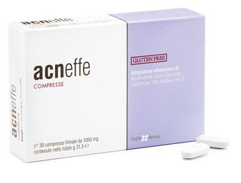 ACNEFFE 30 COMPRESSE - Farmaciacarpediem.it