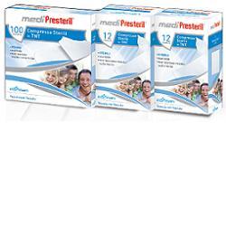 Medipresteril Compresse Sterili in TNT 18x40 cm 12 Pezzi