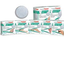 RETE TUBOLARE ELASTICA BABY OMBELICO PRESTERIL 4 PEZZI + GARZE STERILI 4 PEZZI - FarmaHub.it