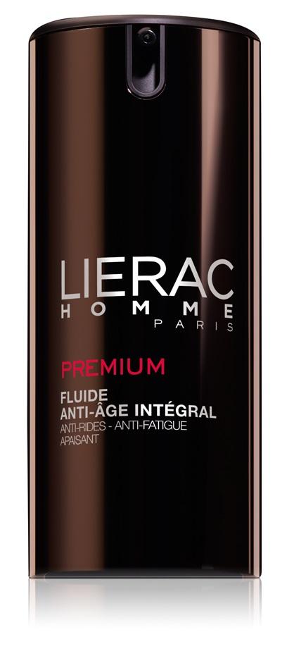 LIERAC PREMIUM HOMME FLUIDE ANTI-AGE INTEGRAL - Antica Farmacia Del Lago