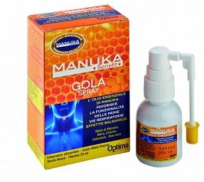 MANUKA BENEFIT GOLA SPRAY 20ML prezzi bassi