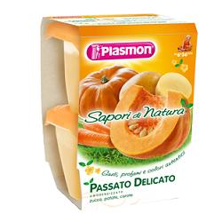 Plasmon Sapori Di Natura Passato Delicato Zucca Patate Carote 2x120g - Carafarmacia.it