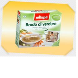 MILUPA LE VERDURE BRODO 10 BUSTINE 10 G - Arcafarma.it