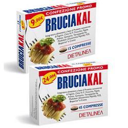 BRUCIAKAL 15 COMPRESSE DIETALINEA - Farmapage.it