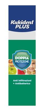 KUKIDENT DOPPIA PROTEZIONE CREMA ADESIVA PER PROTESI DENTARIE 40 G - La farmacia digitale