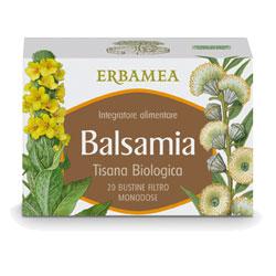 BALSAMIA TISANA 20 BUSTINE FILTRO MONODOSE - Farmapage.it