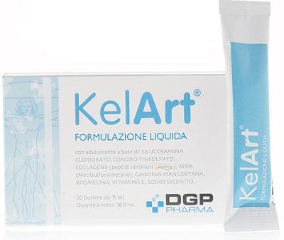 KELART 20 BUSTINE LIQUIDO BEVIBILI - Farmacia Centrale Dr. Monteleone Adriano
