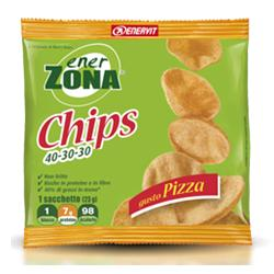 ENERZONA CHIPS PIZZA 1 PEZZO - farmaciafalquigolfoparadiso.it
