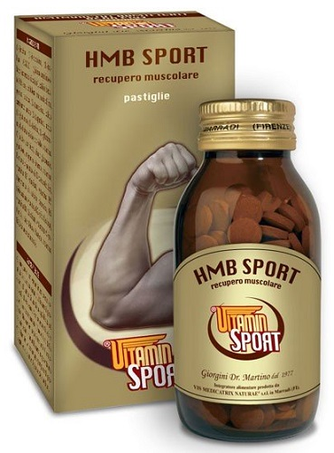 HMB SPORT VITAMINSPORT 180 PASTIGLIE - FARMAEMPORIO