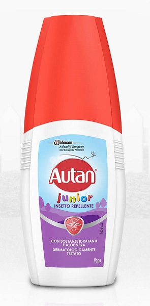 AUTAN JUNIOR VAPO 100 ML - latuafarmaciaonline.it