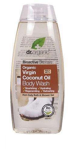 DR ORGANIC COCONUT OIL COCCO BODY WASH DETERGENTE CORPO 250 ML - Farmapage.it