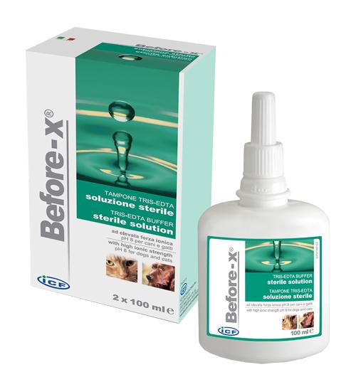 BEFORE-X 2 FLACONI DA 100 ML - Farmacia Centrale Dr. Monteleone Adriano