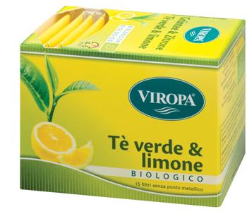VIROPA TE' VERDE LIMONE BIO - Iltuobenessereonline.it