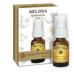 MELISSA QUINTESSENZA SPRAY 15 ML - Farmaseller