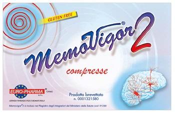 MEMOVIGOR 2 20 COMPRESSE - sapofarma.it