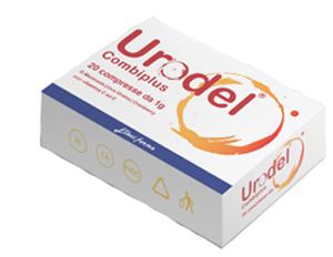 URODEL COMBIPLUS 20 COMPRESSE BLISTER 20 G - Farmaseller