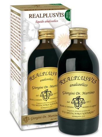 REALPLUSVIS LIQUIDO ANALCOLICO 200 ML - Farmacia Giotti