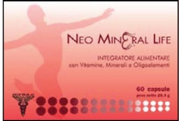 Acquistare online NEO MINERAL LIFE 60CPS