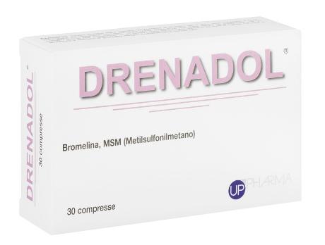 DRENADOL 30 COMPRESSE ASTUCCIO 30 G - farmasorriso.com