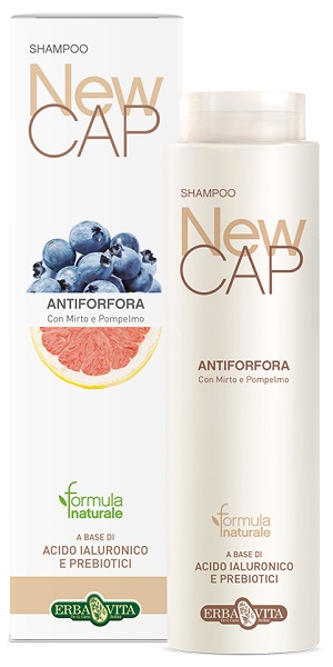 NEW CAP SHAMPOO ANTIFORFORA 250 ML - Farmaseller