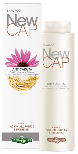 Image of NEW CAP SHAMPOO ANTICADUTA 250 ML