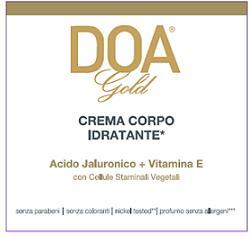 DOA GOLD CREMA CORPO DERMOELASTICA - Farmaseller