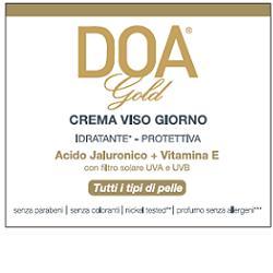 DOA GOLD CREMA VISO GIORNO IDRATANTE 50 ML - Farmaseller