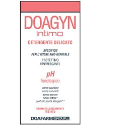 DOAGYN DETERGENTE INTIMO 250 ML - farmaciadeglispeziali.it