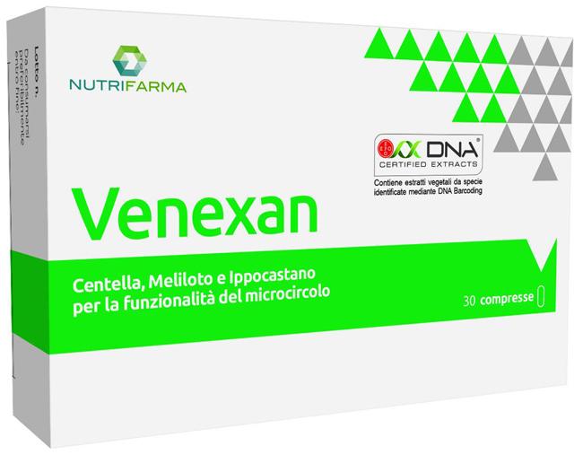 VENEXAN 30 COMPRESSE - Farmacia Bartoli