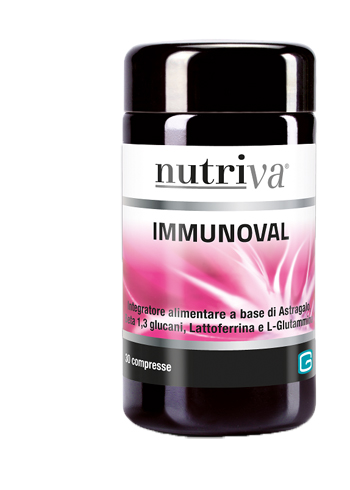 NUTRIVA IMMUNOVAL 30 COMPRESSE - Farmaciacarpediem.it